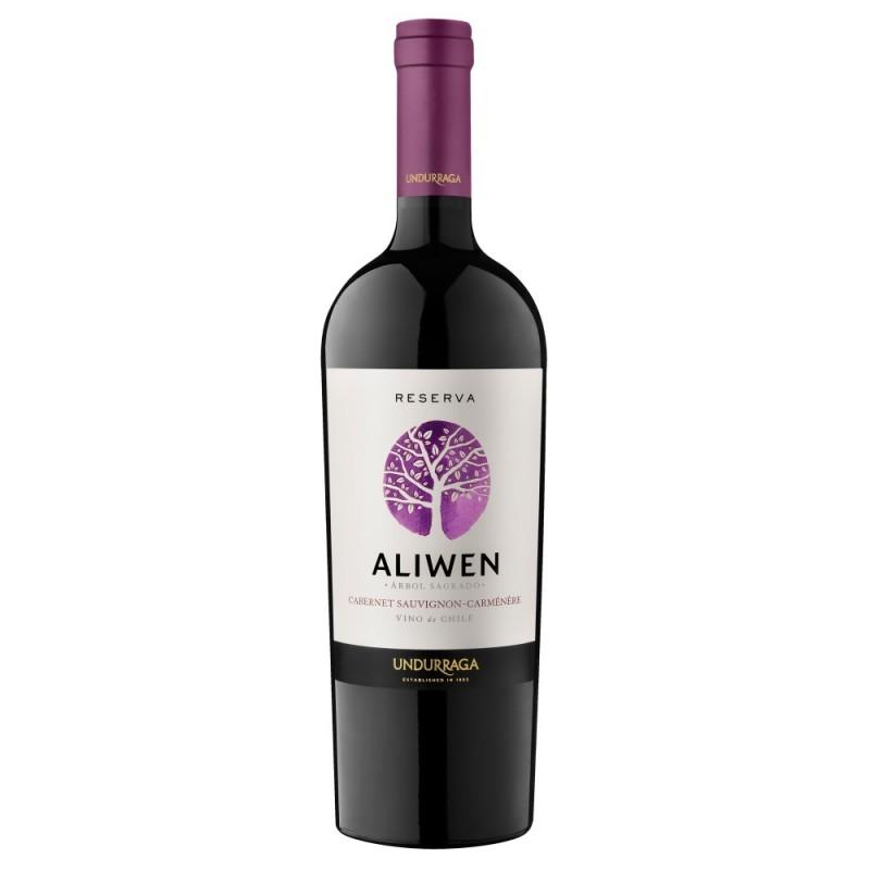 Vinho Tinto Aliwen Reserva Cabernet Sauvignon-Carmenere 750ml