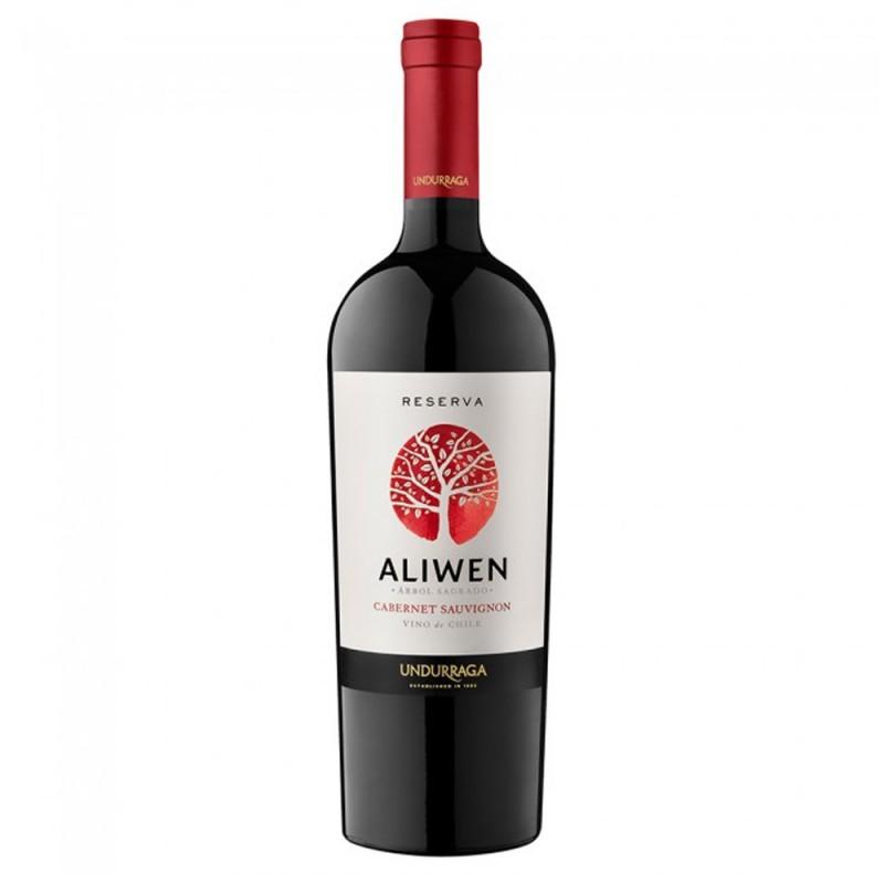 Vinho Tinto Aliwen Reserva Cabernet Sauvignon 750ml