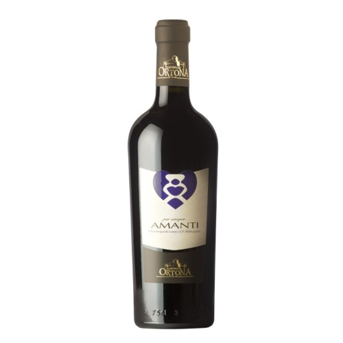 Vinho Tinto Amanti Montepulciano d'Abruzzo DOP 750ml