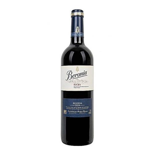 Vinho Tinto Beronia Reserva Rioja DOCa 750ml