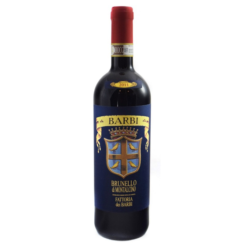 Vinho Tinto Barbi Brunello di Montalcino DOCG 2013 750ml