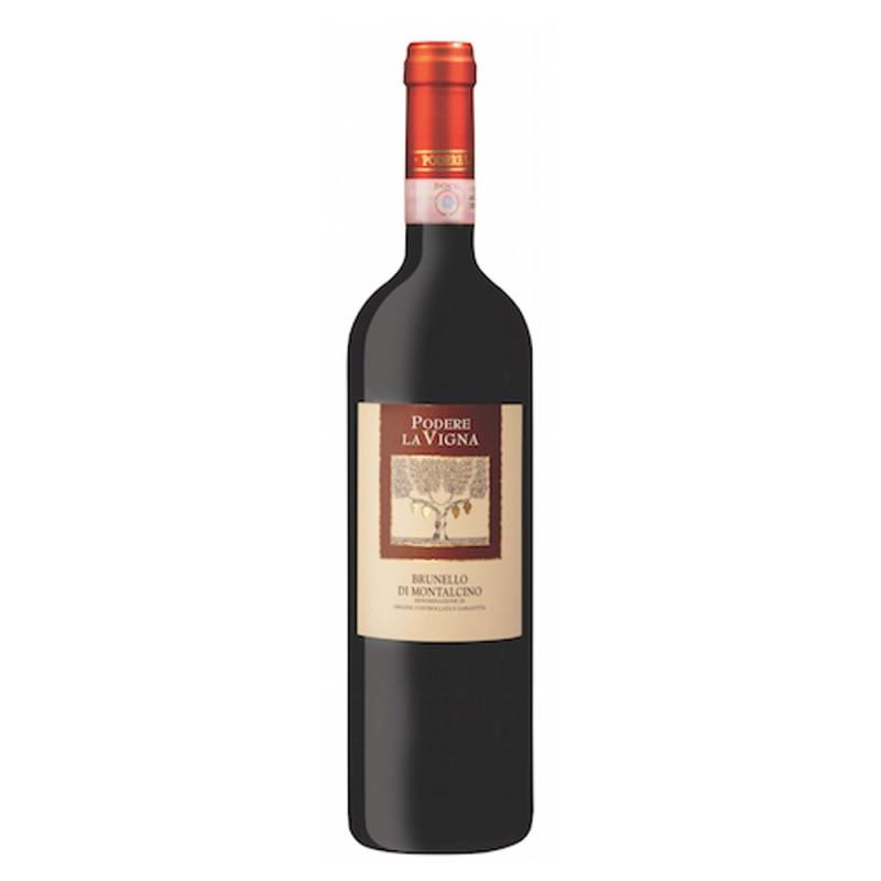 Vinho Tinto Podere La Vigna Brunello di Montalcino DOCG 2012 750ml