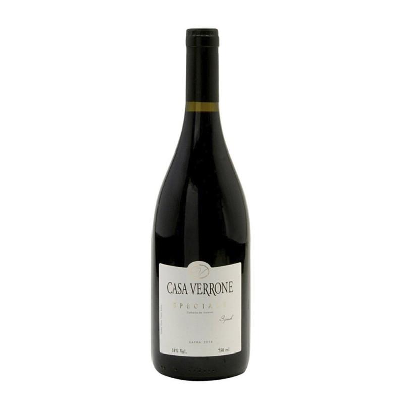Vinho Tinto Casa Verrone Speciale Syrah 750ml