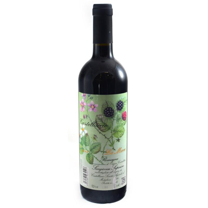 Vinho Tinto Castelluccio Le More 750ml
