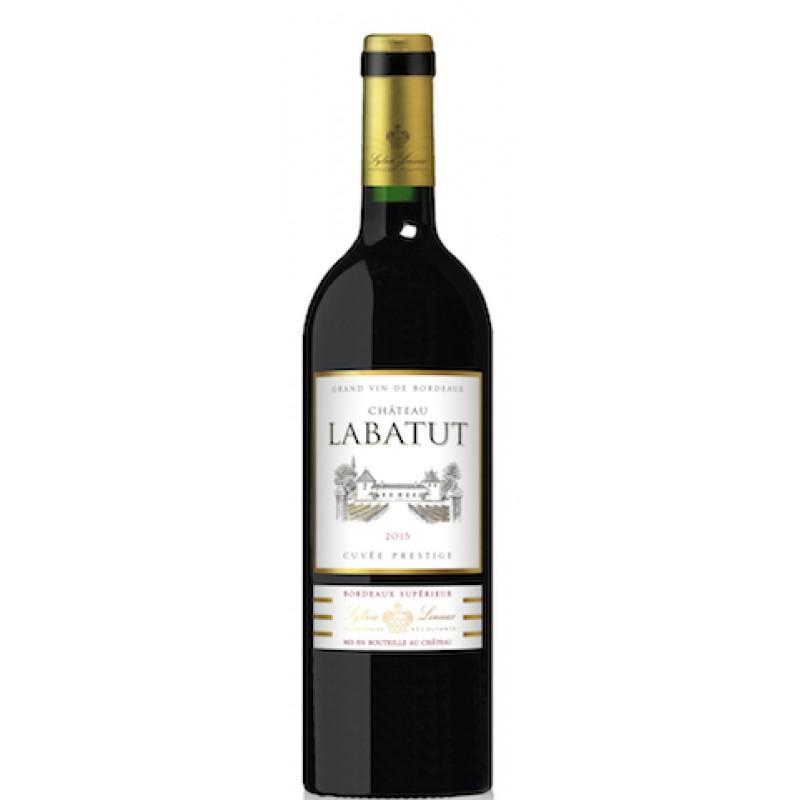 Vinho Tinto Château Labatut Cuvée Prestige AC Bordeaux Supérieur 750ml