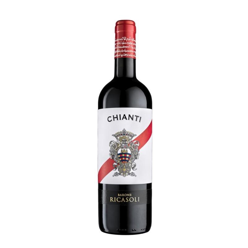 Vinho Tinto Chianti Barone Ricasoli DOCG 750ml