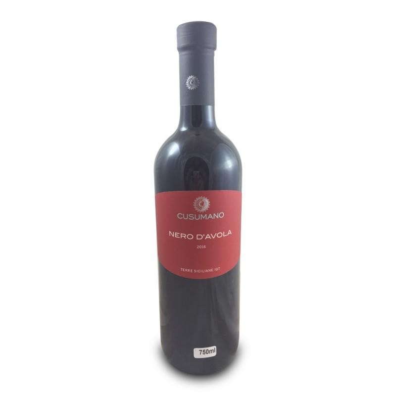 Vinho Tinto Cusumano Nero D'Avola 750ml