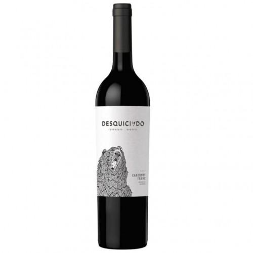 Vinho Tinto Desquiciado Cabernet Franc 750ml