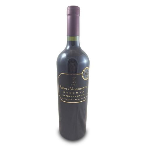 Vinho Tinto Fabre Montmayou Reserva Cabernet Franc 750ml