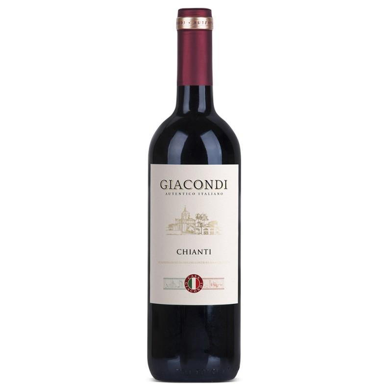 Vinho Tinto Giacondi Chianti 750ml