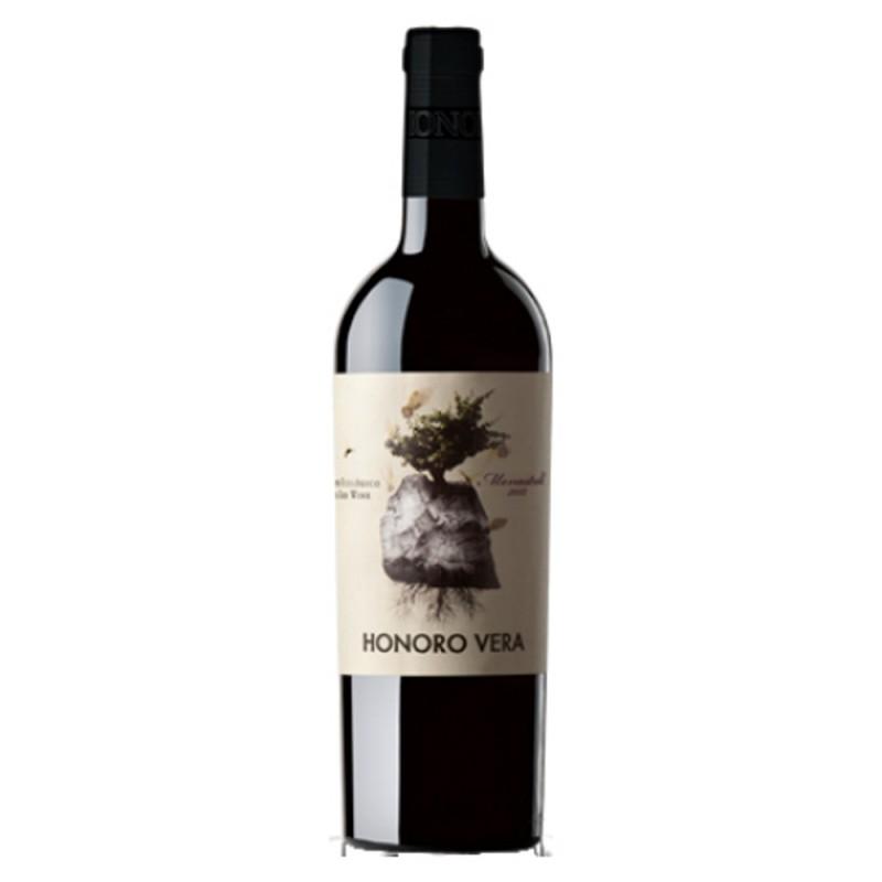 Vinho Tinto Honoro Vera Orgânico Monastrell 2015 750ml