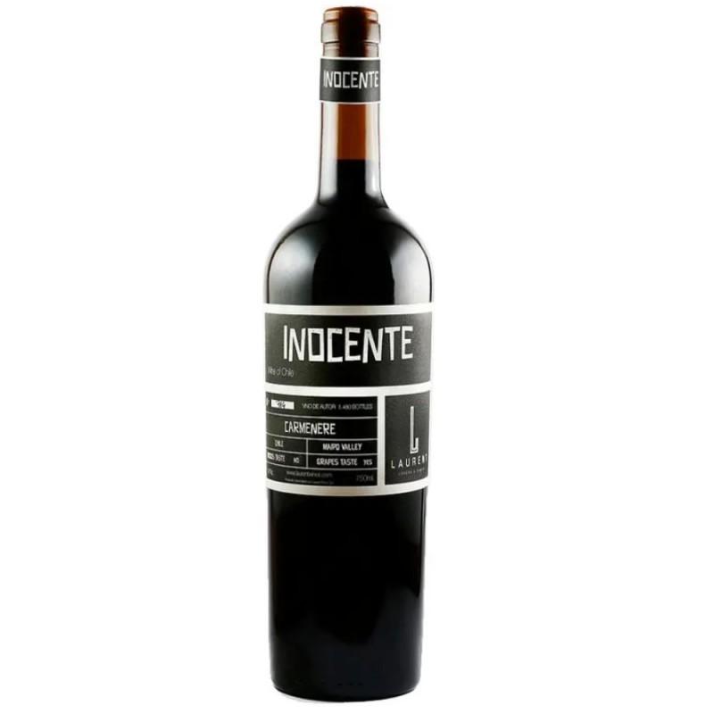 Vinho Tinto Inocente Carmenere Laurent Wines 750ml