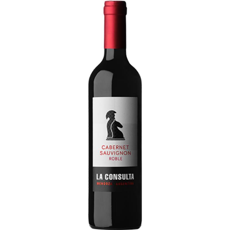 Vinho Tinto La Consulta Cabernet Sauvignon Roble 750ml