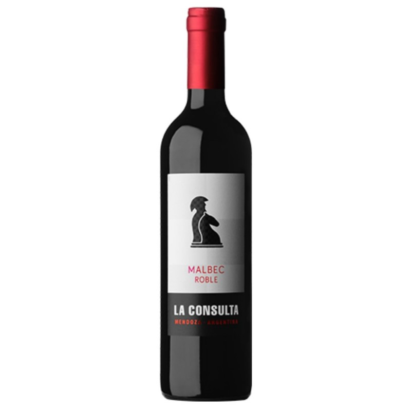 Vinho Tinto La Consulta Malbec Roble 750ml