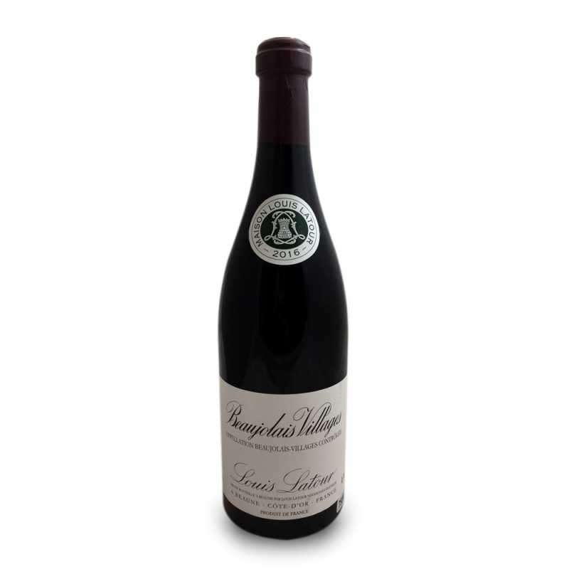 Vinho Tinto Louis Latour Beaujolais Villages 750ml