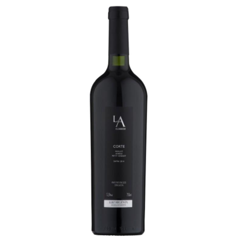 Vinho Tinto LA Corte Classico Luiz Argenta 750ml
