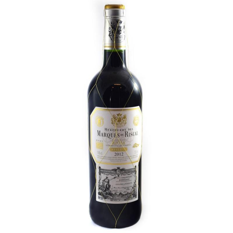 Vinho Tinto Marques de Riscal Reserva Tempranillo 750ml