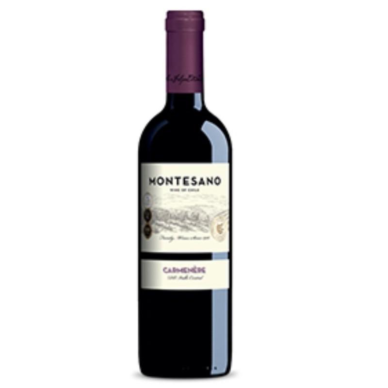 Vinho Tinto Montesano Carmenere 750ml