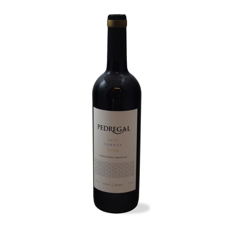 Vinho Tinto Antigua Bodega Stagnari Pedregal Tannat Roble 750ml