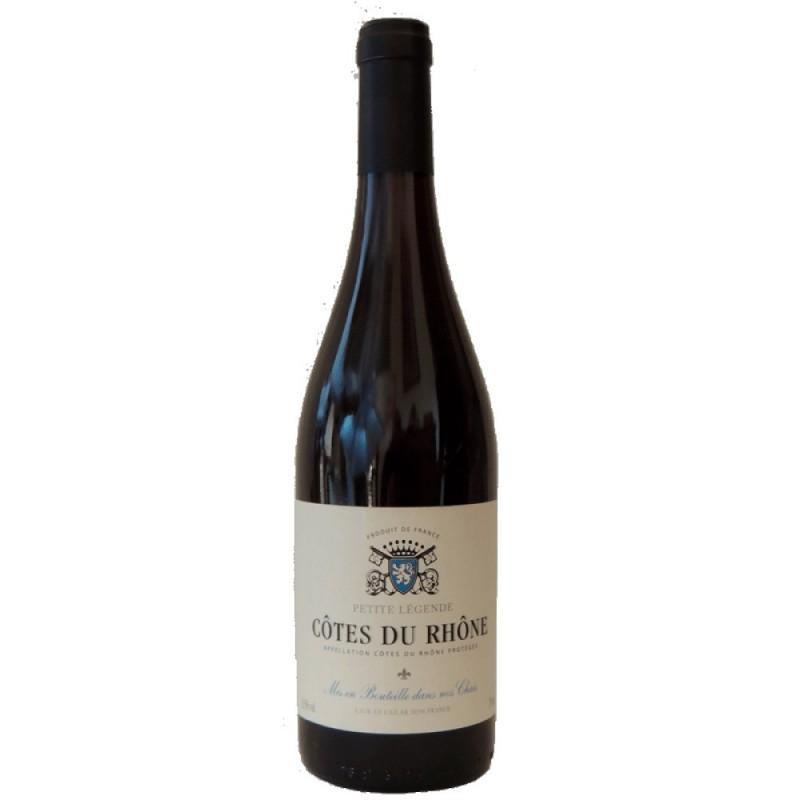 Vinho Tinto Petit Legende Côtes du Rhône 750ml