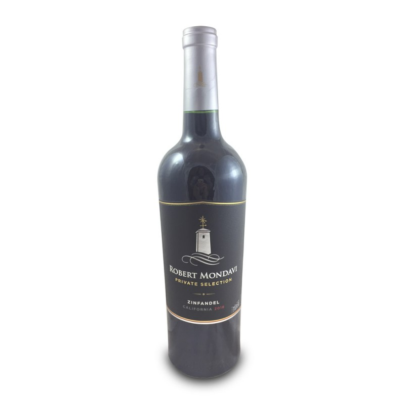 Vinho Tinto Robert Mondavi Private Selection Zinfandel 750ml