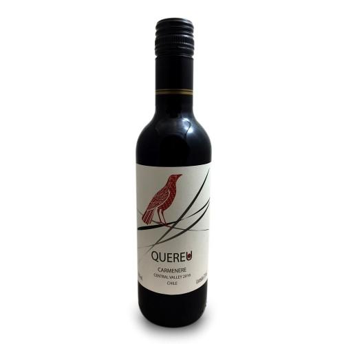 Vinho Tinto Quereu Carmenere 375ml
