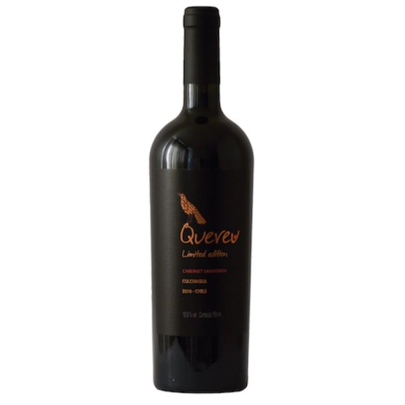 Vinho Tinto Quereu Limited Edition Cabernet Sauvignon 750ml