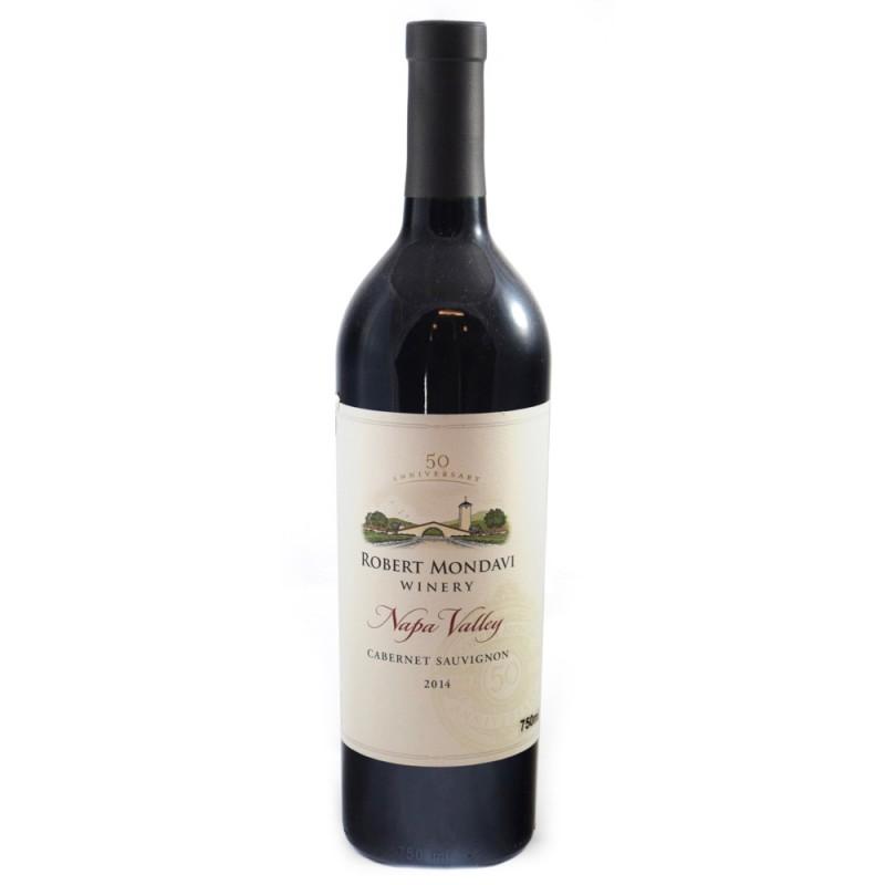 Vinho Tinto Robert Mondavi Napa Valley Cabernet Sauvignon 750ml