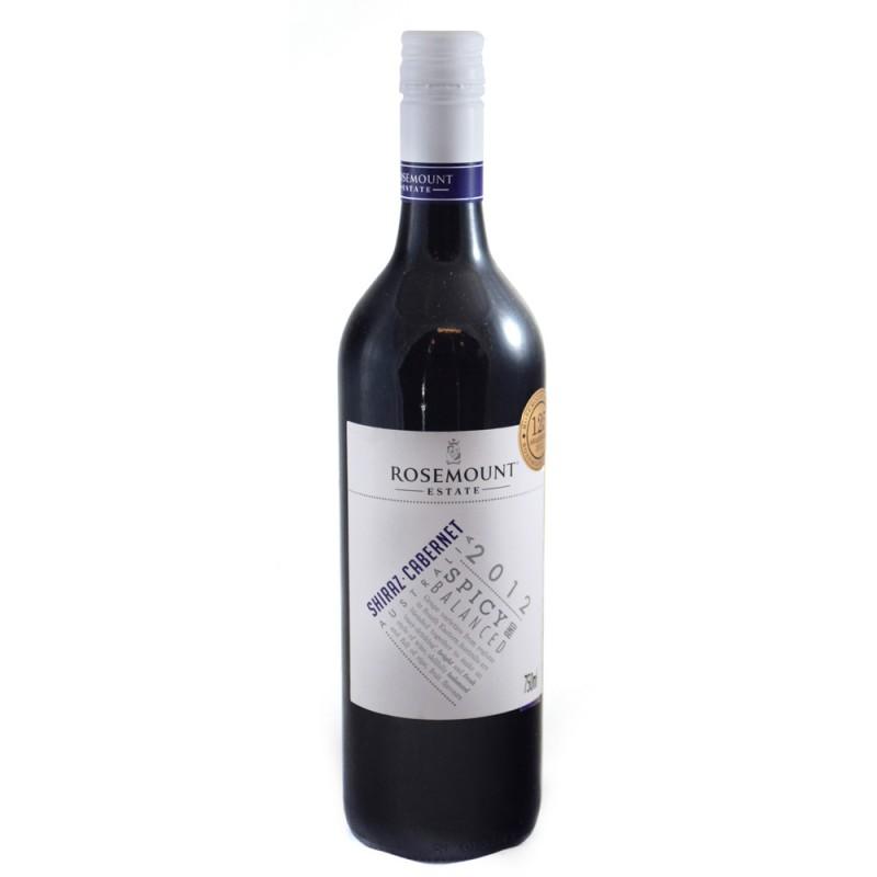 Vinho Tinto Rosemount Shiraz Cabernet 750ml