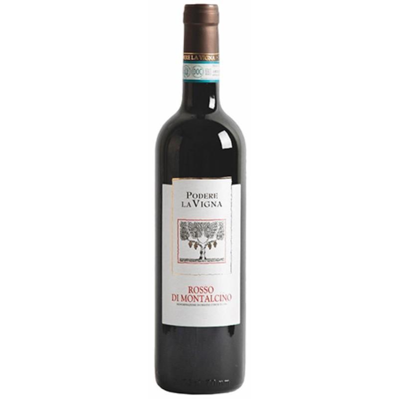 Vinho Tinto Podere La Vigna Rosso di Montalcino DOC 750ml