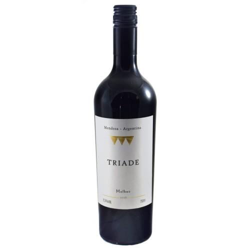 Vinho Tinto Triade Malbec 750ml