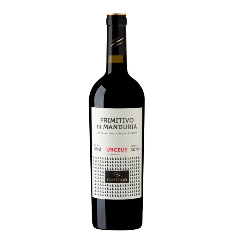 Vinho Tinto Urceus Primitivo de Manduria 750ml