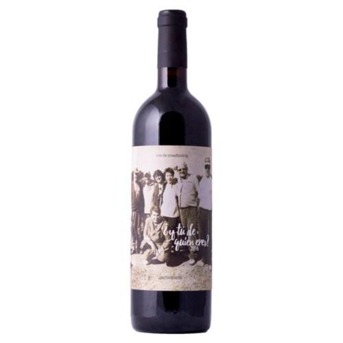 Vinho Tinto Y Tu de Quien Eres 750ml